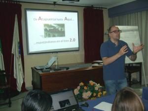 Serafín Fernández - Curso de Formación sobre Competencias Digitales, Jaén