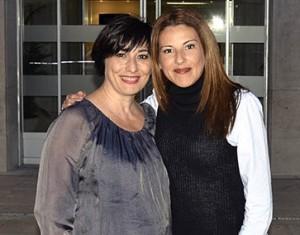Mercedes y Ruth