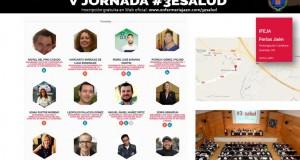 V Jornada Internacional #3esalud: el próximo 20 de abril en Jaén