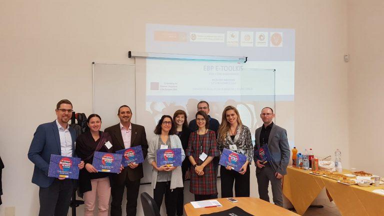 La Universidad de Murcia creará el Centro Europeo de Práctica Basada en la Evidencia en Enfermería
